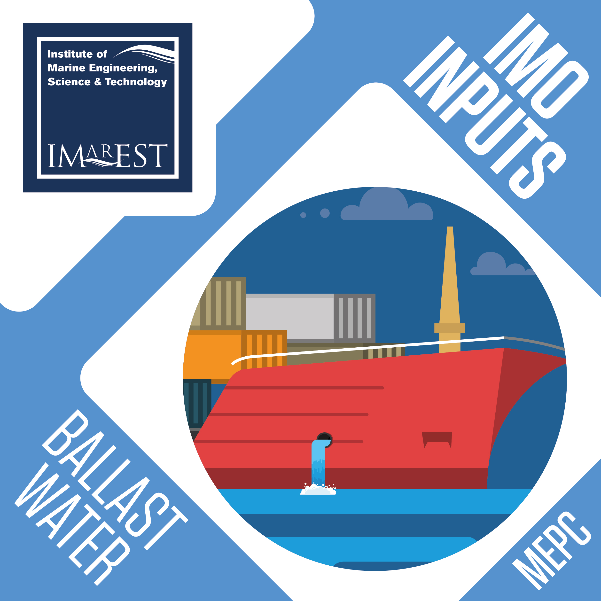 IMO inputs 01 Ballast Water