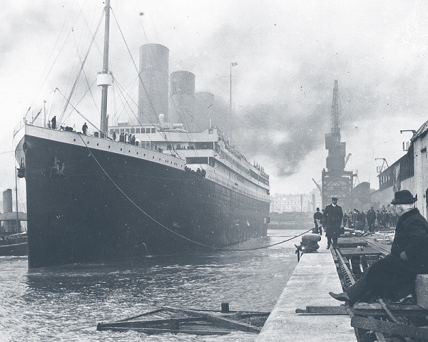 RMS Titanic and the creation of the Guild