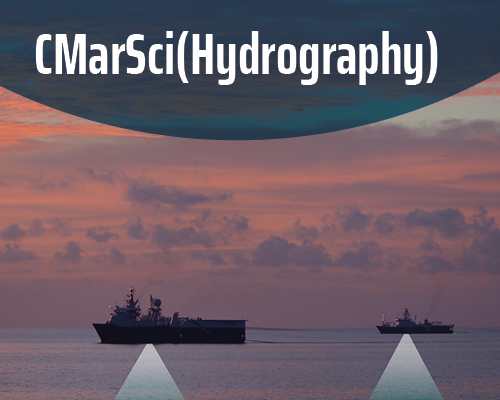 Chartered Marine Scientist (Hydrography) / CMarSci(Hydrography)