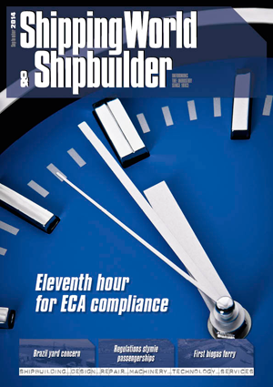 Shipping World & Shipbuilder Magazine