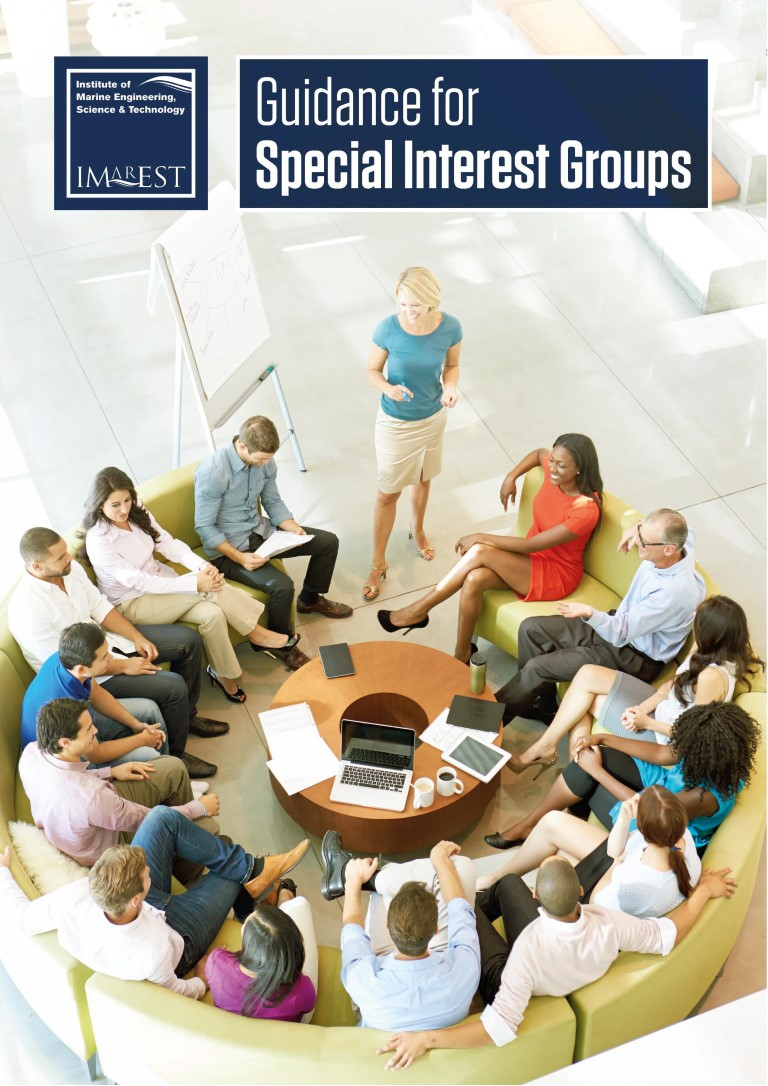 Guidance for Special Interest Groups