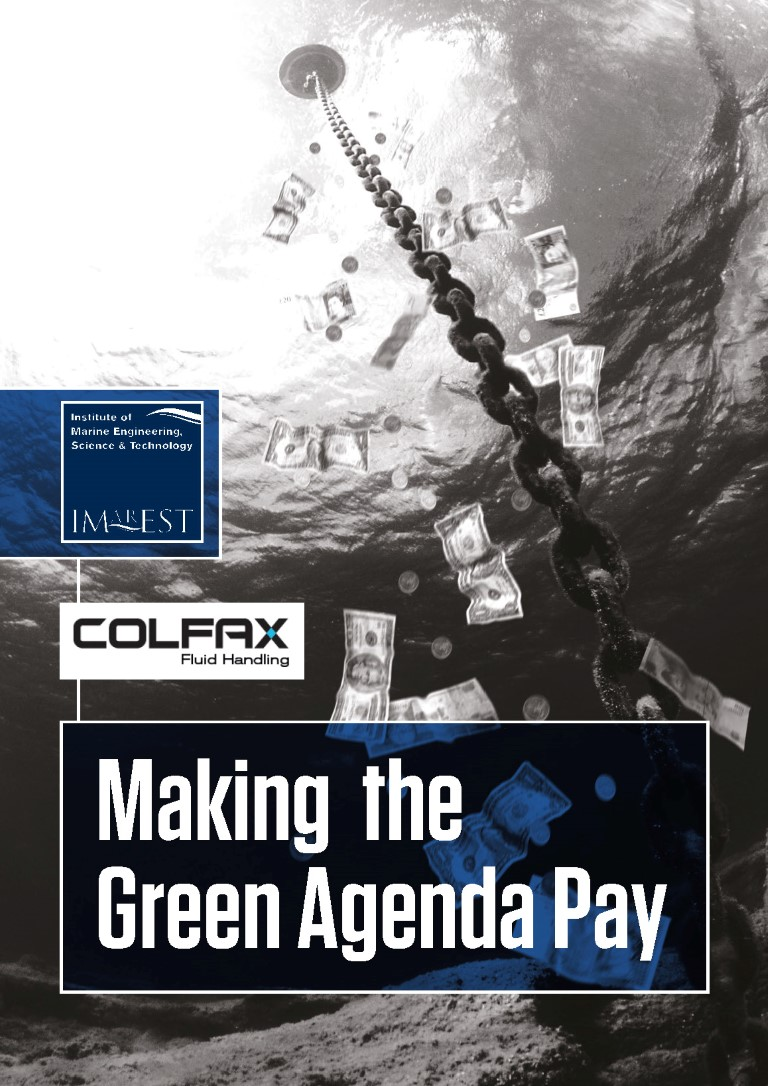Making the Green Agenda Pay