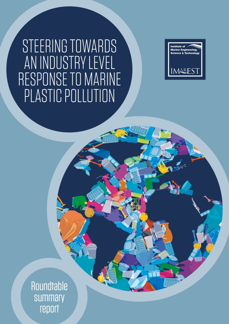 Steering towards an industry level response to marine plastic pollution