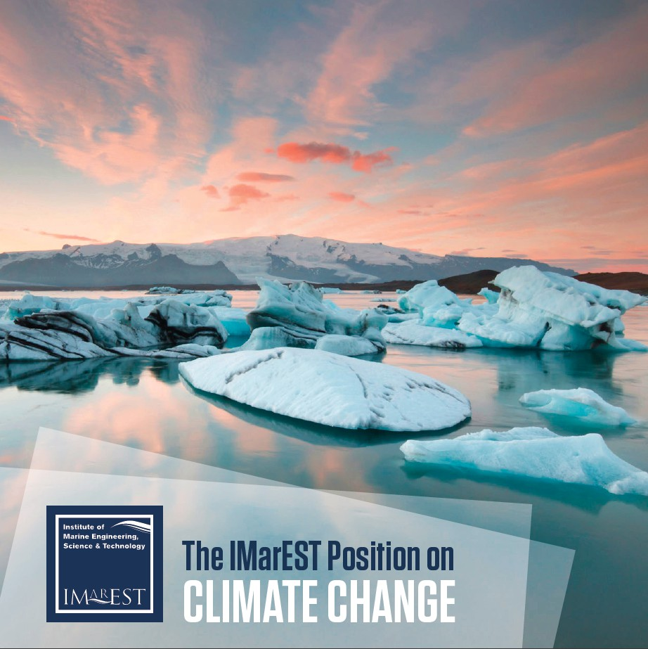 The IMarEST Position On Climate Change