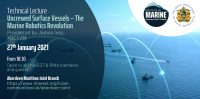 WEBINAR: Uncrewed Surface Vessels – The Marine Robotics Revolution