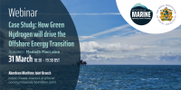 WEBINAR: How Green Hydrogen will drive the Offshore Energy Transition