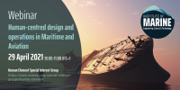 WEBINAR: Human-centred design and operations in Maritime and Aviation