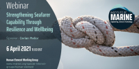 WEBINAR: Strengthening Seafarer Capability through Resilience and Wellbeing