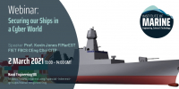 WEBINAR: Securing our Ships in a Cyber World