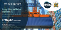 WEBINAR: Heavy Lifting for Marine Professionals