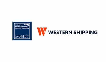 Western Shipping partners with the IMarEST