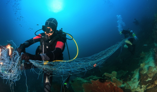 Miniature transponders to be used in fight against 'ghost nets'