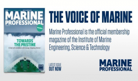 The Marine Professional moves to a new biodegradable packaging