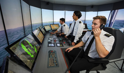 UK's largest ship simulation centre opens in Southampton