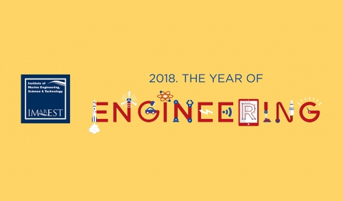 IMarEST is a partner of the Year of Engineering 2018 - get involved!