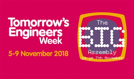 UK-wide school assembly set to showcase engineers on a mission