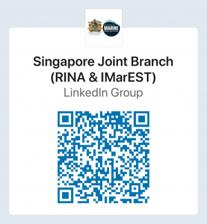 Stay Connected with our Singapore Joint Branch LinkedIn Group