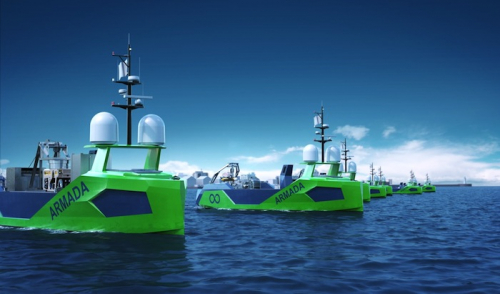 Seabed exploration firm building fleet of unmanned survey vessels