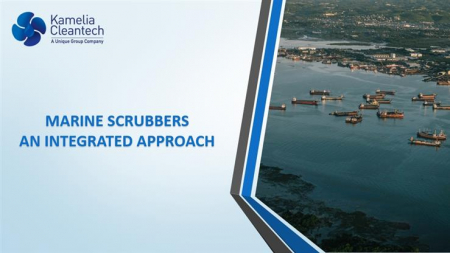 Marine Scrubbers an Integrated Approach
