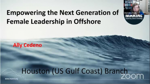 Empowering the Next Generation of Female Leadership in Offshore