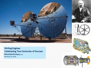 Stirling Engines - Celebrating Two Centuries of Success