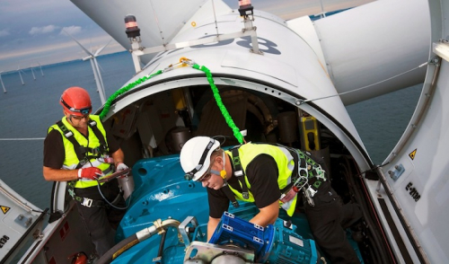 Offshore wind sector aims to create more diverse workforce