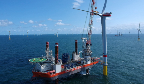 Offshore wind farm failure blamed for massive UK power cut