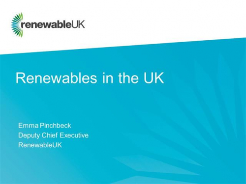 The rise of offshore renewables and the security of future energy supply: A UK case study
