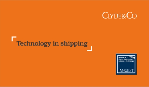 Expert responses sought for Technology in Shipping Survey