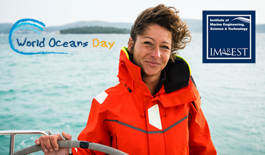 IMarEST launches Women's Network for World Oceans Day