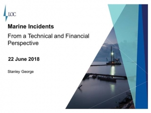 Marine Incidents – A Technical and Financial Perspective