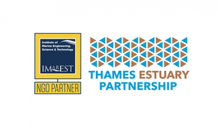 Thames Estuary Partnership becomes first NGO Partner of the IMarEST