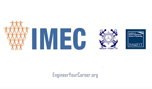 """Engineer Your Career"" campaign supported by IMarEST"