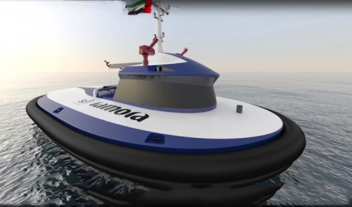 Abu Dhabi signs up to develop autonomous commercial tugs