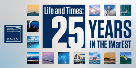 President's Day Lecture - Life and Times: 25 years in the IMarEST