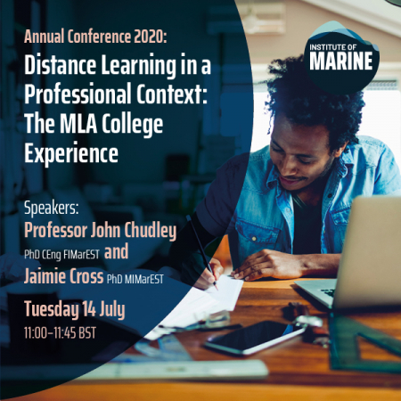 Annual Conference 2020 - Distance Learning in a Professional Context: The MLA College Experience