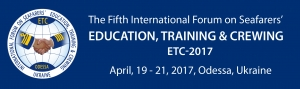 19-21 April - International Forum on Seafarers Education, Training & Crewing