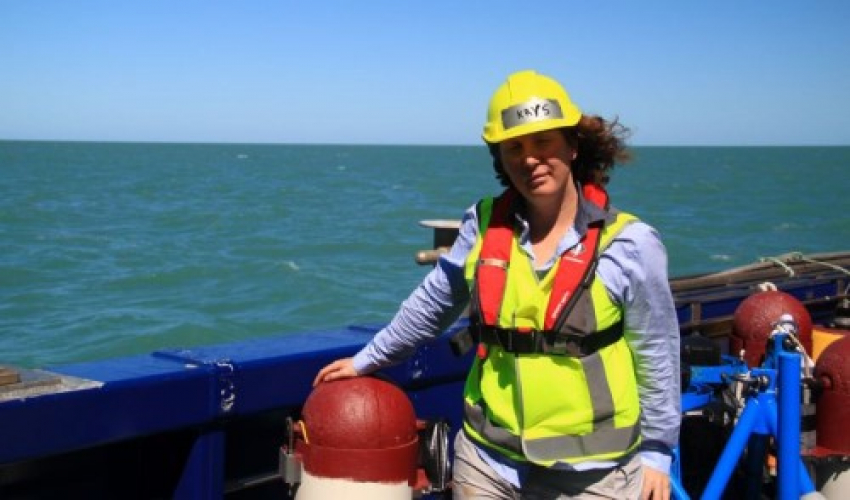 IMarEST awards $14,000 fellowship for research into tidal energy turbines and sediment movement