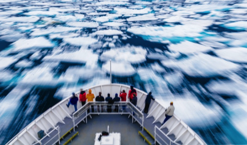 Expedition cruise industry charts course for sustainable Arctic tourism
