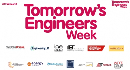 Tomorrow's Engineers Week in review