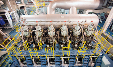 Engine Room Perspectives - improving equipment by sharing experiences
