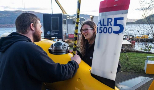 AUV long-endurance navigation tests completed in Loch Ness