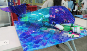 Ocean plastics school competition coordinated by the IMarEST's Houston Branch