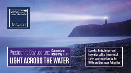 President's Day Lecture - Light Across The Water