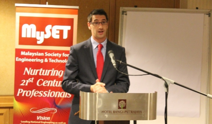 IMarEST signs partnership in Malaysia to support engineering and technology sector