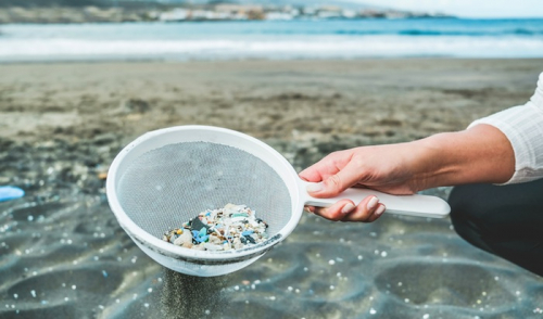 NYK undertakes large scale survey of ocean microplastics