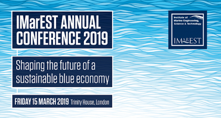IMarEST Annual Conference 2019
