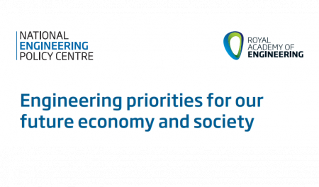 Engineering profession calls for action to secure the UK's future economy and society