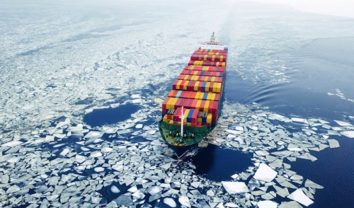 Shipping companies commit to not using Northern Sea Route