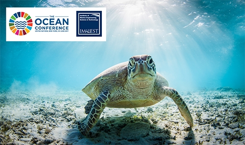 IMarEST announces voluntary commitments at UN Ocean Conference
